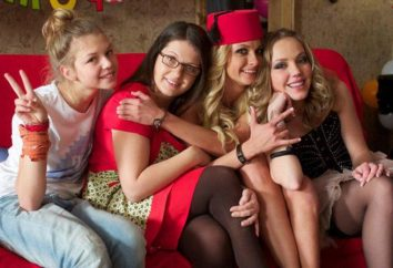 """Der Erfolg der Charaktere, die Schauspielerin. """"Babes and Chicks"""" – die beste Comedy-Serie der Reifung Jugend"""