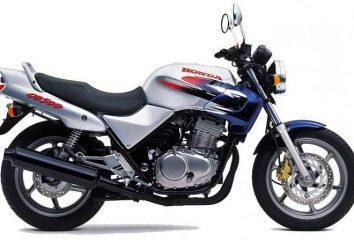 Honda CB 500: revue, TTX, commentaires
