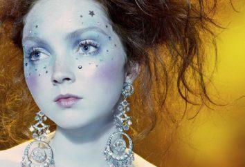 Lili Koul: filmografia, parametry i dane makijaż model (zdjęcie)