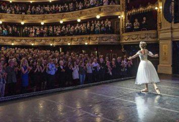 Interpretazione dei sogni: l'atto palco, dietro le quinte, il teatro