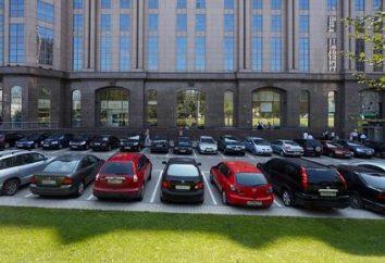 Como pagar pelo estacionamento em Moscou? Estacionamento pago regras