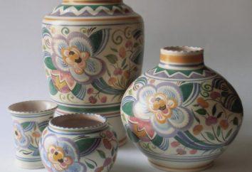 Ceramiki. Mistrzowie ceramiki. Główne niuanse ceramiki