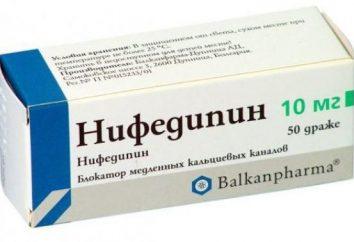 Analogues « nifédipine » médicament de substitution. Les avis, le prix