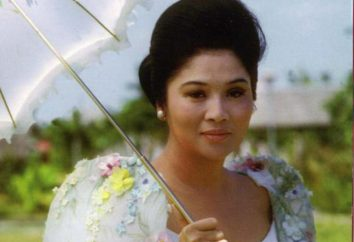 Imelda Marcos: biographie et photo