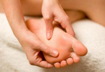 Comment traiter les pieds sur corns?