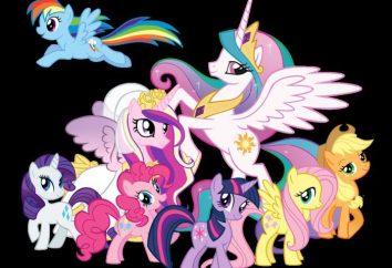 Jak narysować Flatershay z serii My Little Pony