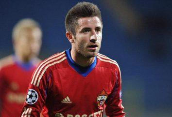 Zoran Tosic – carrera modesto pero prometedor jugador de fútbol de Serbia