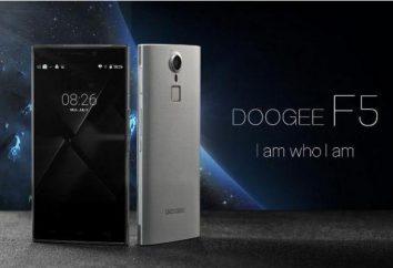 Doogee F5: una visión general, especificaciones, opiniones