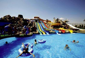 Planejamos férias com crianças: hotéis em Turquia com parque aquático e parque lunático