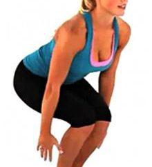 pernas finas e nádegas apertadas! Não há nada impossível, basta fazer abdominais todos os dias