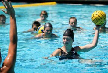 Jaka jest głębokość basenu do piłki wodnej?