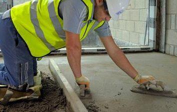 chape de sol avec argile expansée: tout la technologie