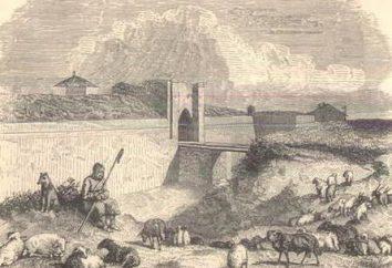 Arabat Festung: die Beschreibung und Foto. Wie die Festung zu bekommen?