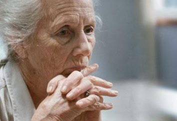 niedrożność jelit u osób starszych: co zrobić, objawy i prognozy