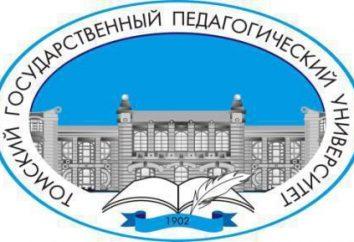 Uniwersytet Pedagogiczny Tomsk (Tomsk Państwowy Uniwersytet Pedagogiczny): wydziały, wstęp, adres