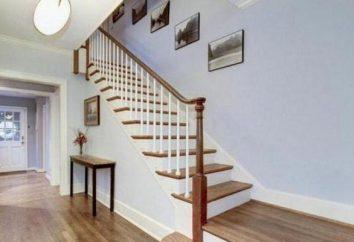 Schody między piętrami: rodzaje, cechy konstrukcyjne