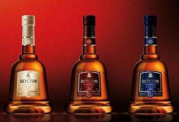 """Cognac """"Shustov"""": descrizione, la storia, le specifiche, recensioni"""