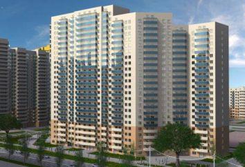 Nowy budynek w Shushary Petersburgu. Shushary, Petersburg: Nowe osiedle z konstruktora – opinie, zdjęcia