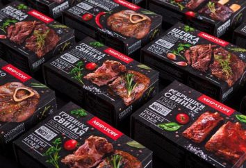 """""""Agrobiznes"""" mięso: informacji zwrotnej na temat jakości produktów"""