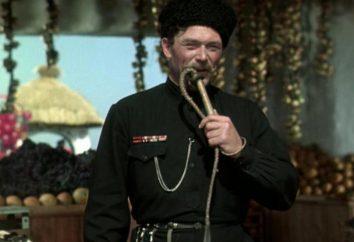 Aktor Siergiej Lukyanov. Biografia, osobiste życie gwiazdy. Najpopularniejsze filmy