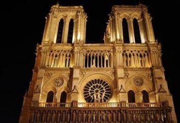 """Un breve recuento de Viktora Gyugo novela """"Notre Dame de París"""""""