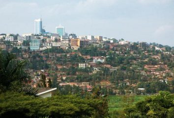 capital de Ruanda Kigali, su descripción, historia y atracciones