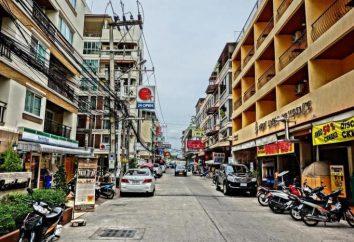 Lek Jomtien Albergo (Pattaya, Jomtien Beach): la descrizione di camere, servizi, recensioni