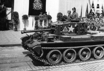 """""""Cromwell"""": tank dell'esercito britannico durante la Seconda Guerra Mondiale"""