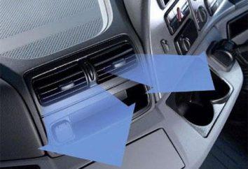 Narzędzia do czyszczenia klimatyzacji samochodowych: klasyfikacja, cechy i recenzje
