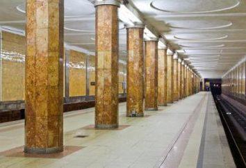 """Stacja metra """"Krasnoselsky"""""""