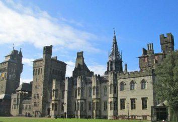 Neugotische Schloss von Cardiff – Wales Visitenkarte