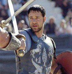 Général Maximus: personnage à l'écran et prototype historique