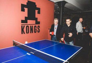 Tennis de table à Saint-Pétersbourg – où jouer: sections et l'adresse des clubs