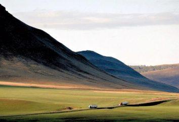 Wo liegt Khakassia? Historische natürliche und kulturelle Attraktionen der Republik