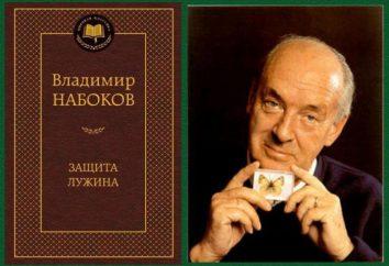 """Vladimir Nabokov, """"Ochrona Luzhin"""": streszczenie"""