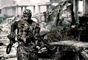 """Armoniosamente attori abbinato. """"Terminator: Salvation"""""""