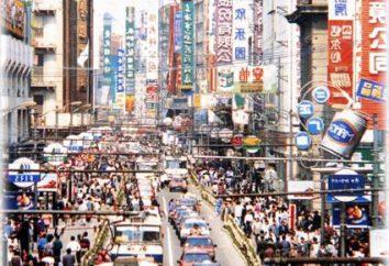 Jaka jest liczba ludności Chin dzisiaj