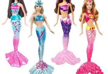 sirène Barbie