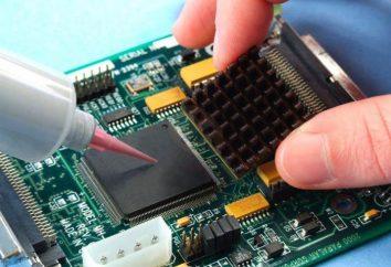 L'adhésif conducteur de la chaleur: les propriétés et les applications, la production