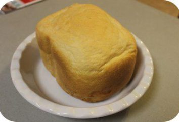 Il pane nella macchina pane francese. ricetta del pane francese per la macchina del pane