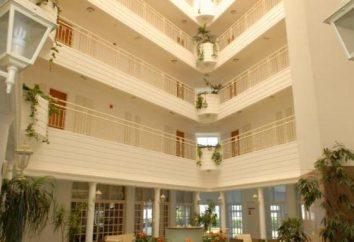 Maistrali Hôtel Apts classe A 4 *: description, notes, commentaires