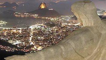 relief unique Brésil, les zones naturelles et une variété de paysages