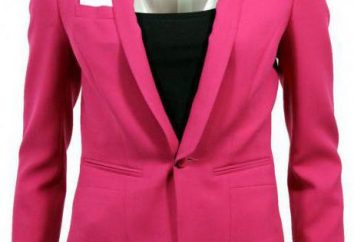 Conseils de mode: quoi porter veste rose?