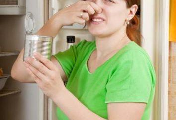 Algumas dicas sobre como se livrar do cheiro na geladeira