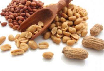 Peanuts – un dado o di fagioli? Ka crescere arachidi?