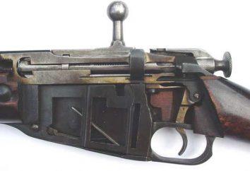 """Rifle """"trehlineyka"""": charakterystyka, zdjęcia. Dlaczego karabin Mosin zwany """"trehlineykoy""""?"""