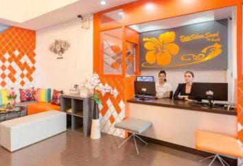 Kata Silver Sand da Eazy 3 * (Thailandia, Phuket): descrizione della struttura, servizi, recensioni