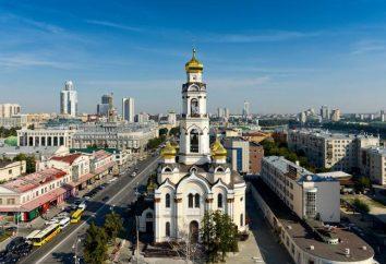"""Hotel """"Oktyabrskaya"""" (Ekaterimburgo): fotos, dirección, opiniones"""