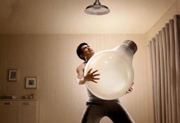 dispositivo de circuito descrito y comentarios: Lámpara eléctrica