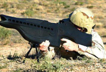 L'arme la plus inhabituelle. Exemples d'armes obscures et les armes à feu
